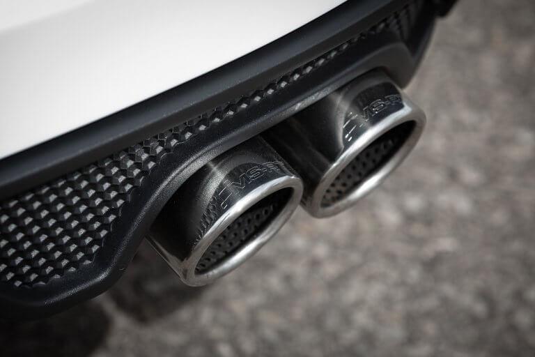 Quad Sport Exhaust for MS-RT Connect - Birchills Automotive