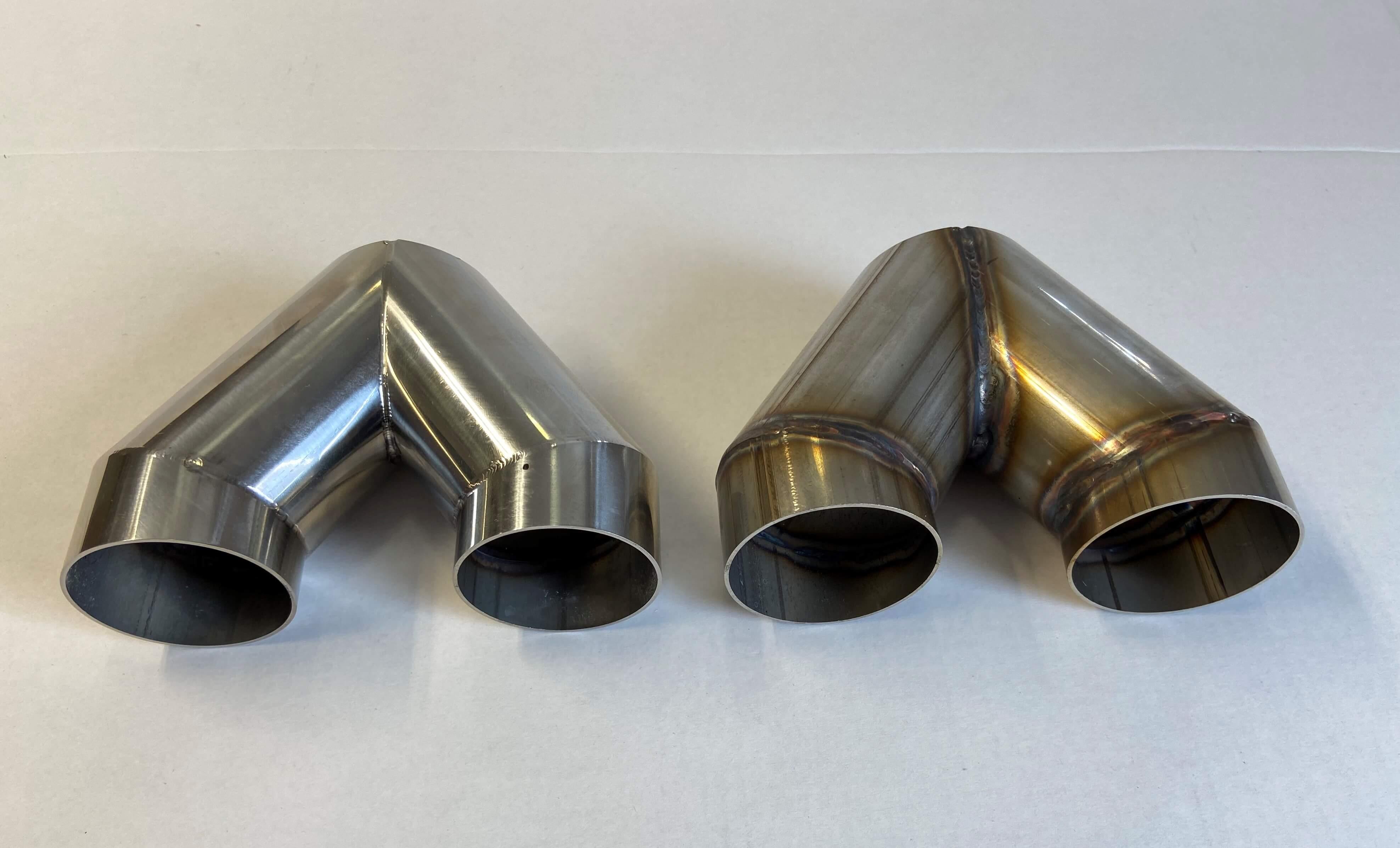 Y Pressings – Y pipes – X pipes - Birchills Automotive