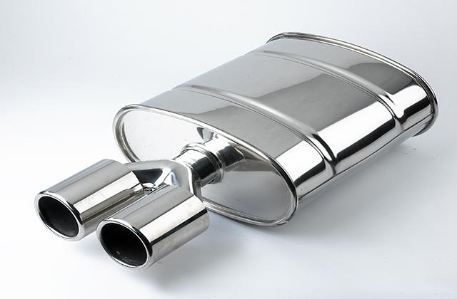 Exhaust Silencers/ Mufflers - Birchills Automotive