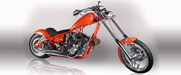 Birchills Automotive unveils custom built motorcycle - Birchills Automotive