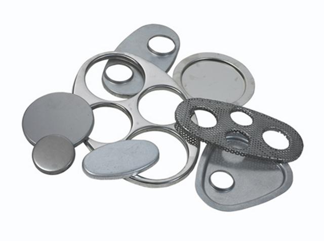 Baffles / End Plates - Birchills Automotive